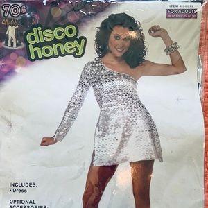 Halloween disco dress